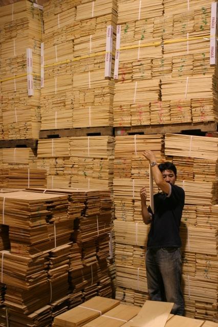 Yusuke-Taps-Wood ORIGINAL