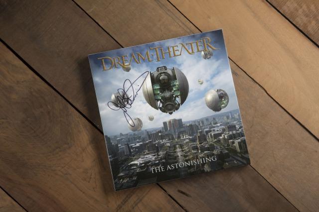 Taylor-Petrucci Albums-2016
