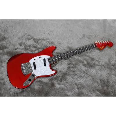 Fender Classic 70s Mustang Matchin Headcap(CAR) CAR(Candy Apple Red)