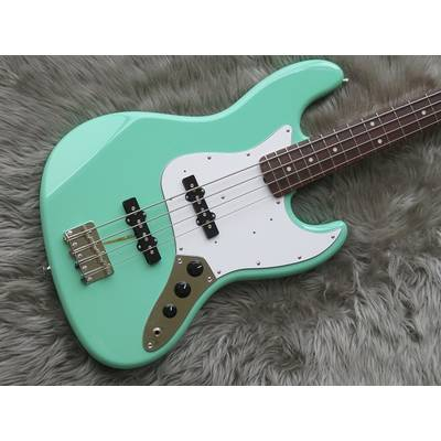 Fender Japan MADE IN JAPAN TRADITIONAL 60S JAZZ BASS? Surf Green