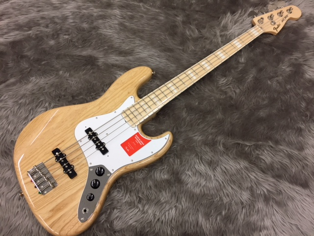 Fender MADE IN JAPAN TRADITIONAL 70S JAZZ BASS? Natural