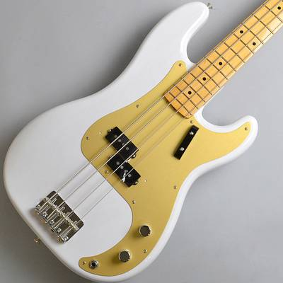 Fender AMERICAN ORIGINAL '50S PRECISION BASS White Blond