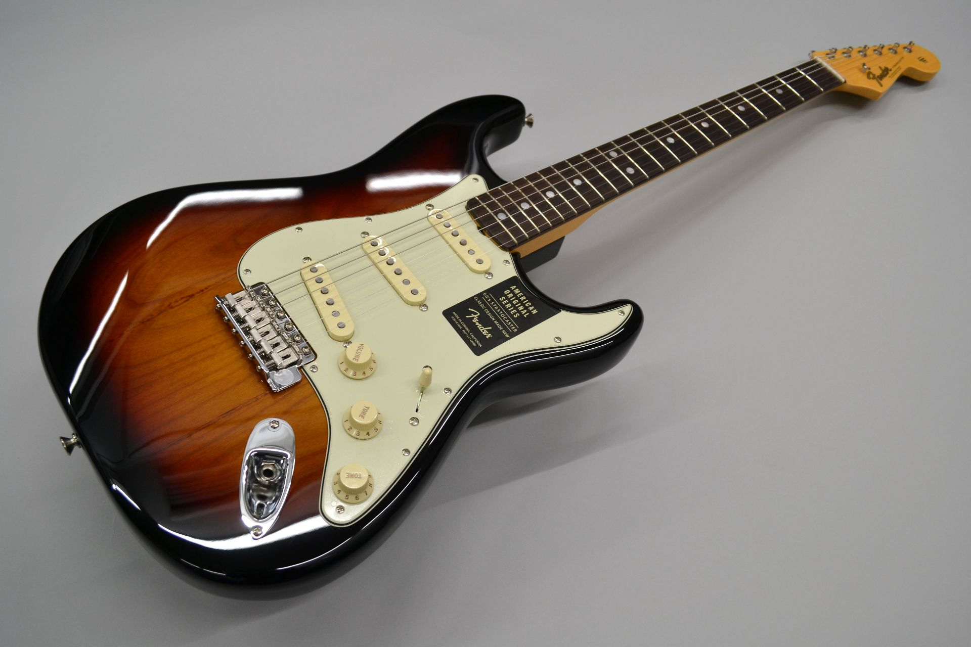 Fender American Original '60s Stratocaster 3-Color Sunburst ストラトキャスター