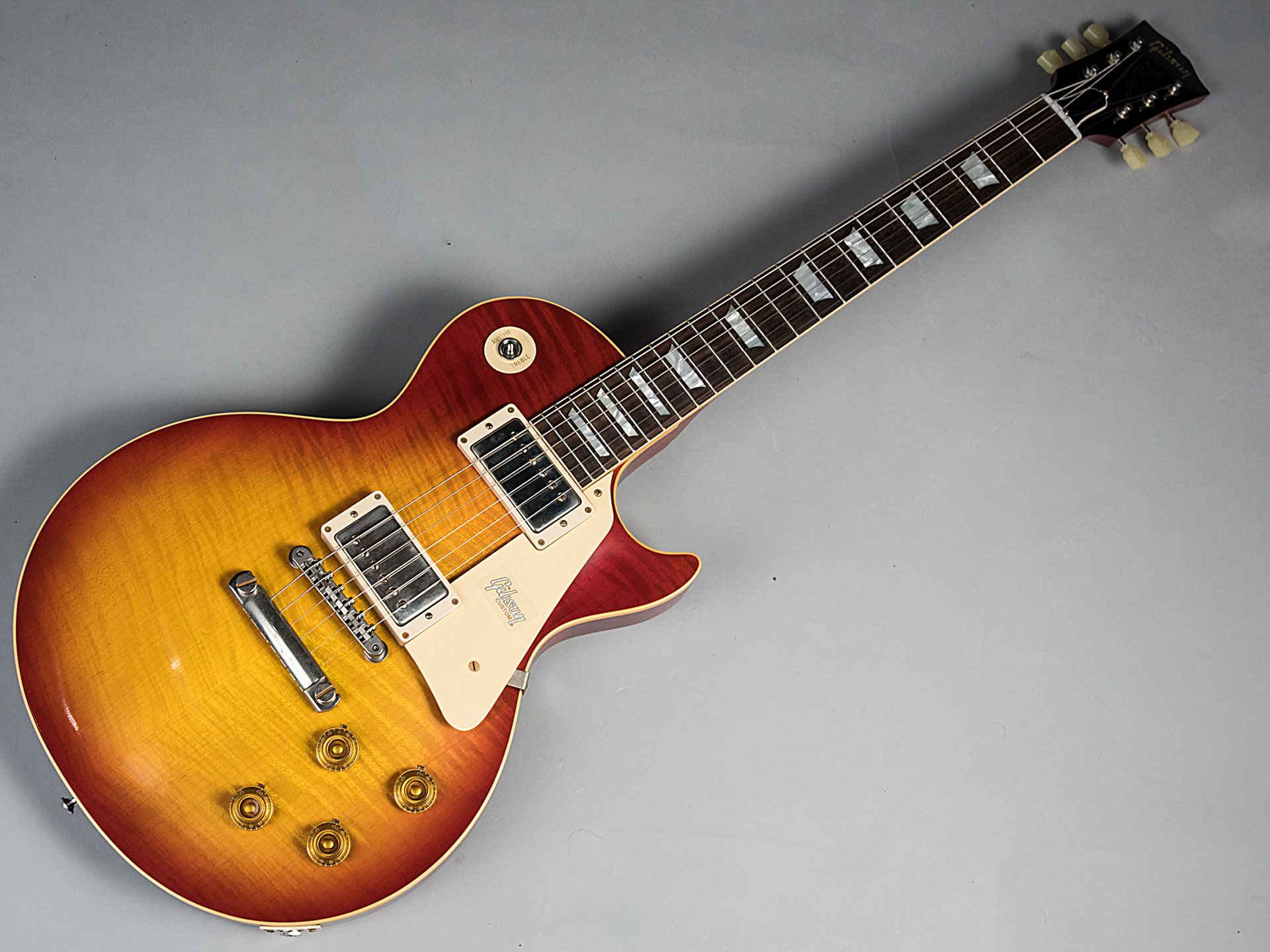 Gibson                   1958 Les Paul Standard Hard Rock Maple VOS