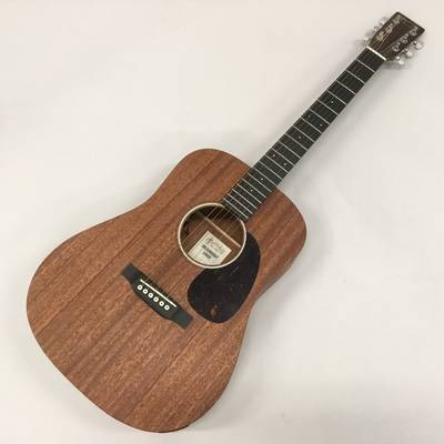 Martin Dreadnought Junior 2E Sapele ナチュラル