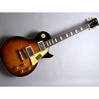 Gibson                   Standard Historic 1959 Les Paul VOS Kindred Burst Fade
