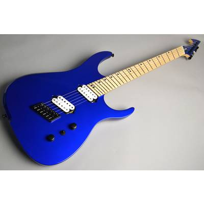 Ormsby Guitars Hype Machine GTR 6 MSMP Multi Scale Candy Blue BC