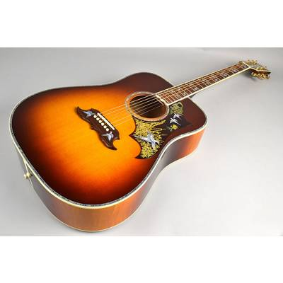 Gibson                   DOVES IN FLIGHT 2017 Limited Autumn Burst AB