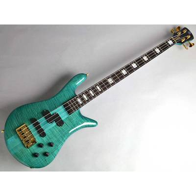 Spector EURO 4 LX Premium Wood Peacock Blue Gloss