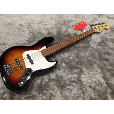 Fender PLAYER JB FL PF 3CS