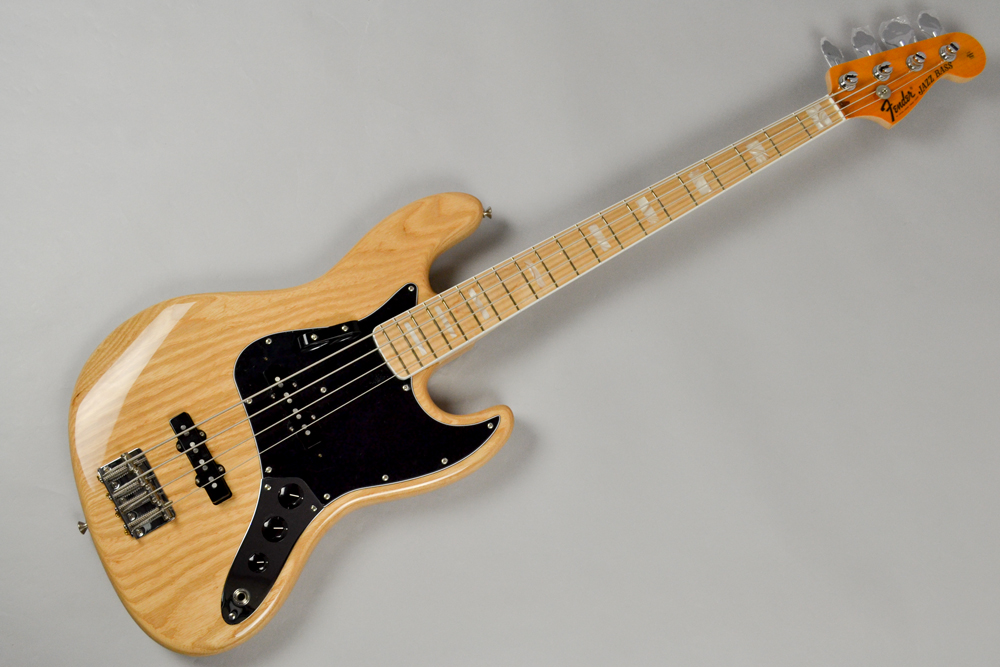 Fender American Original 70s Jazz Bass Natural