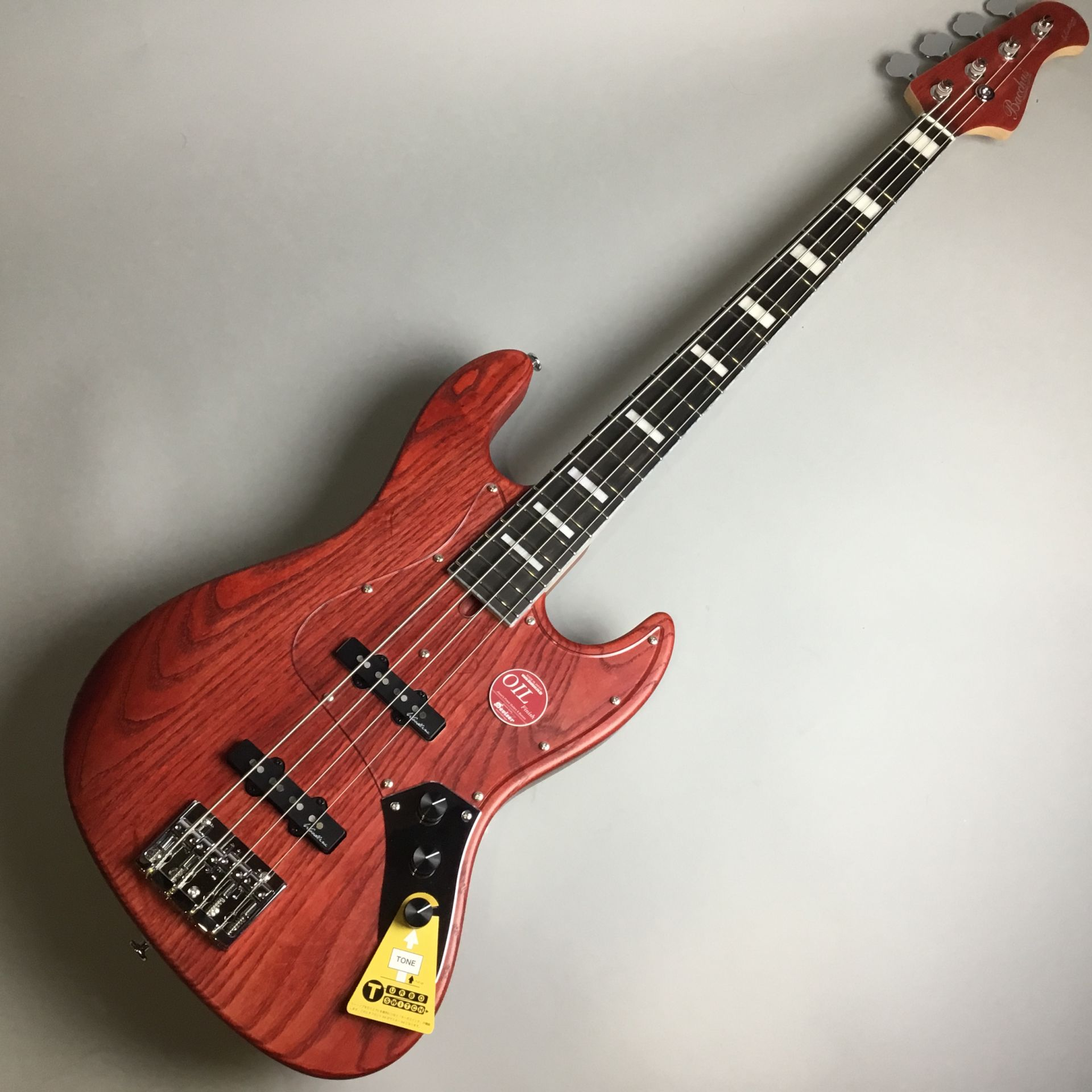 Bacchus WOODLINE 417/E RED O