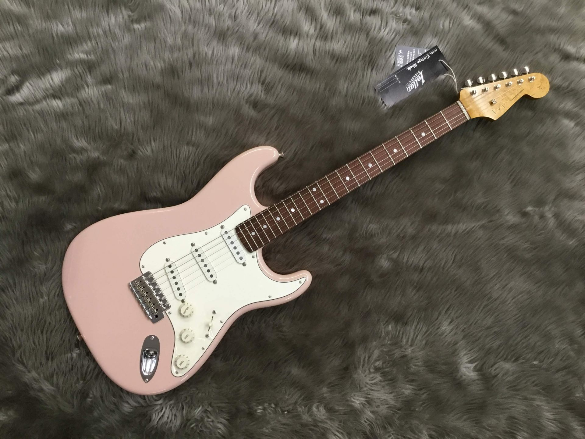 K.Nyui Custom Guitars KNST SHP