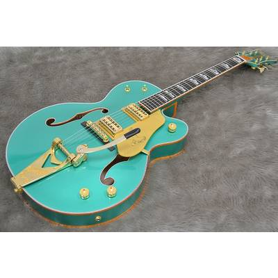 GRETSCH G6136T-KFJR FSR Kenny Falcon Jr. Early Summer Green