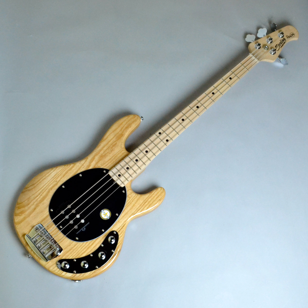 STERLING by Musicman 【スターリンByミュージックマン】Sterling by MUSIC MAN Ray34/M Natural(NAT) Natural