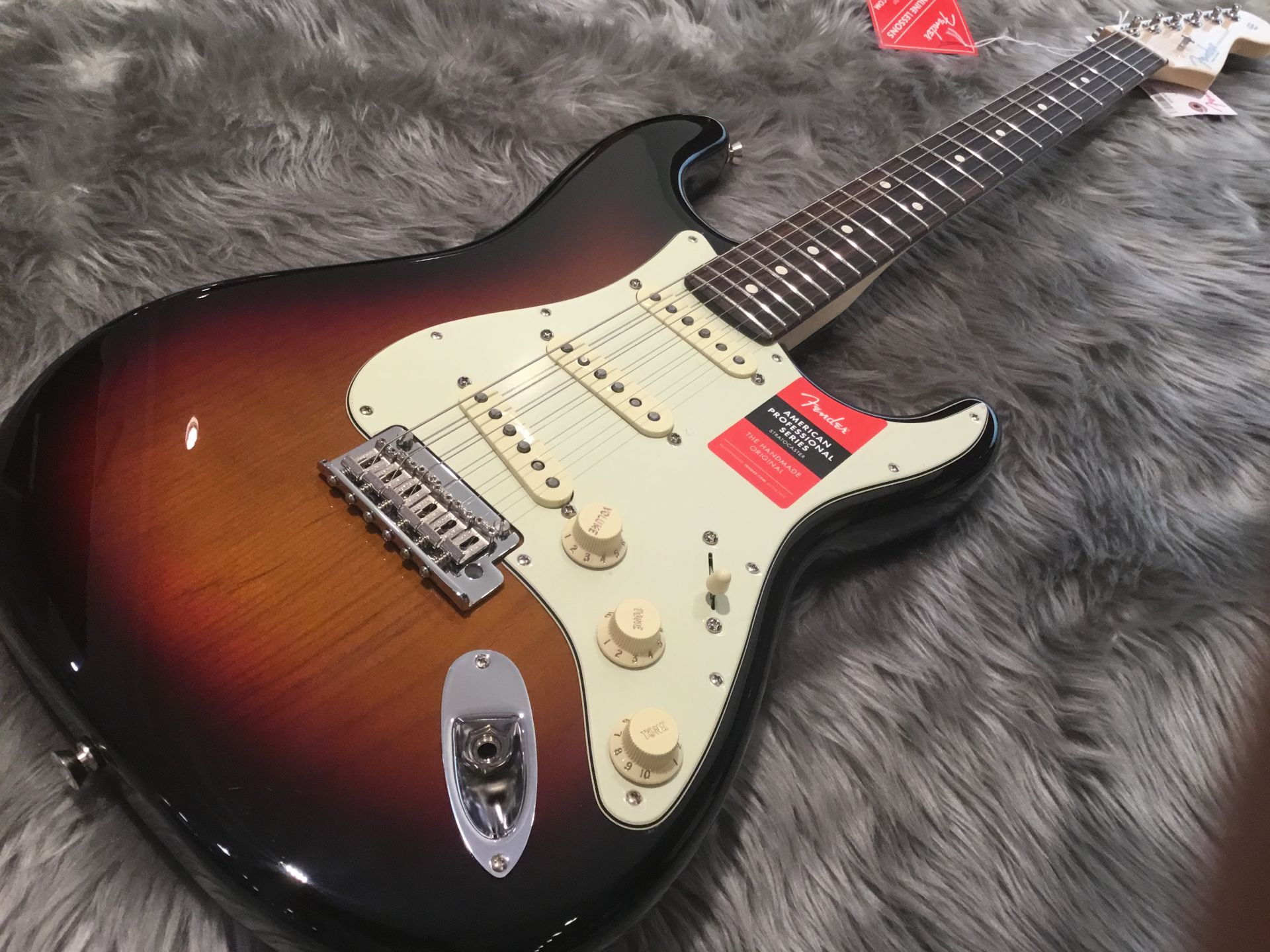 Fender AMERICAN PROFESSIONAL STRATOCASTER 3TS