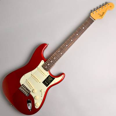 Fender AMERICAN ORIGINAL '60S STRATOCASTER Candy Apple Red Candy Apple Red