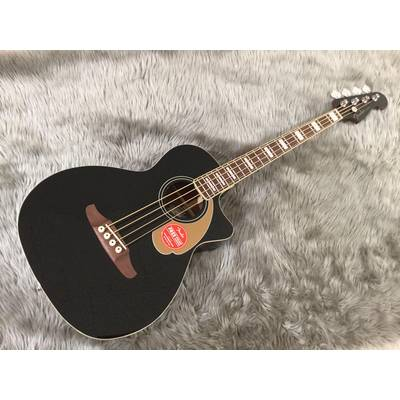 Fender Kingman Bass WN BLK