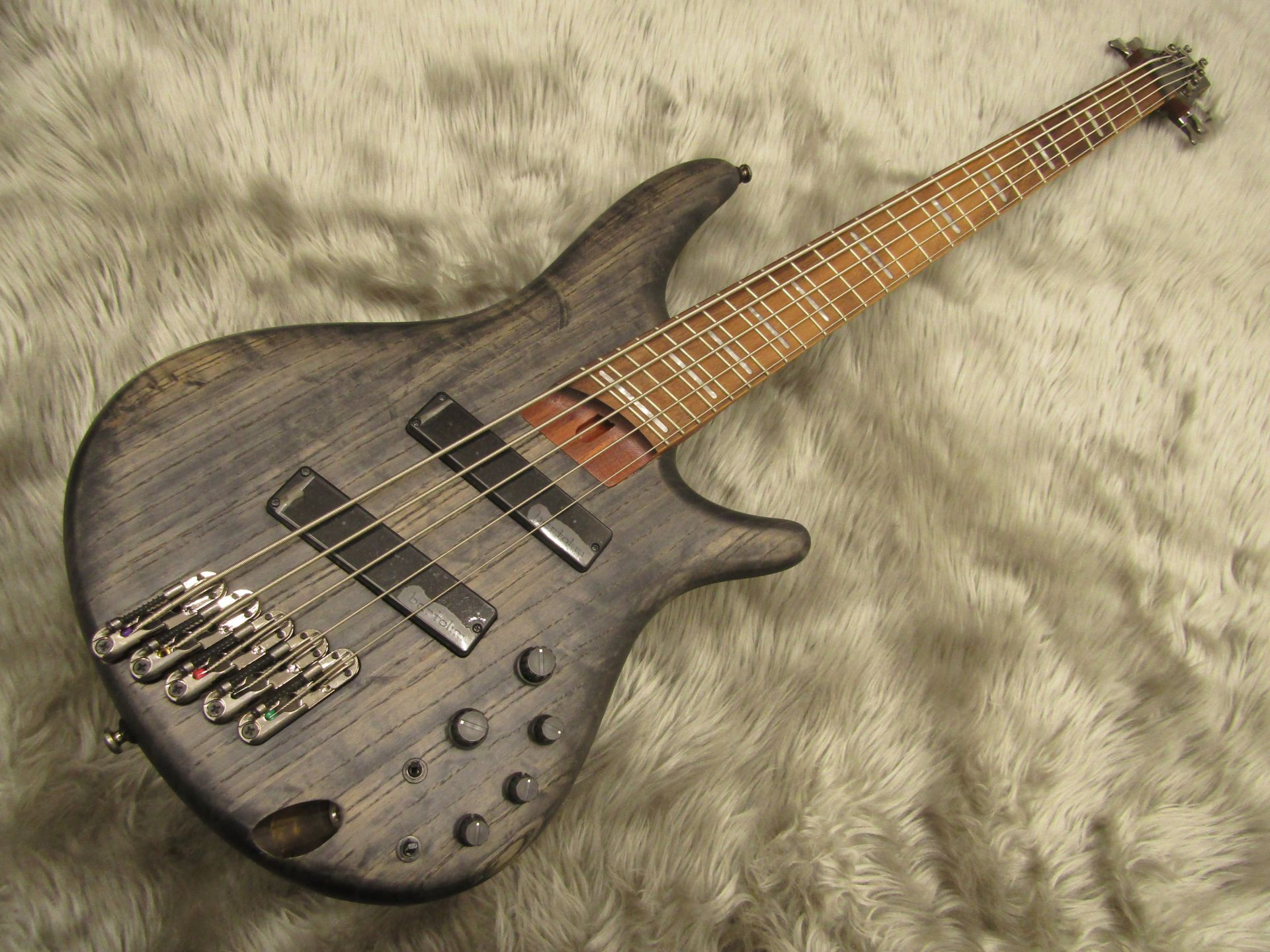 Ibanez SRFF805 BKS :Black Stained