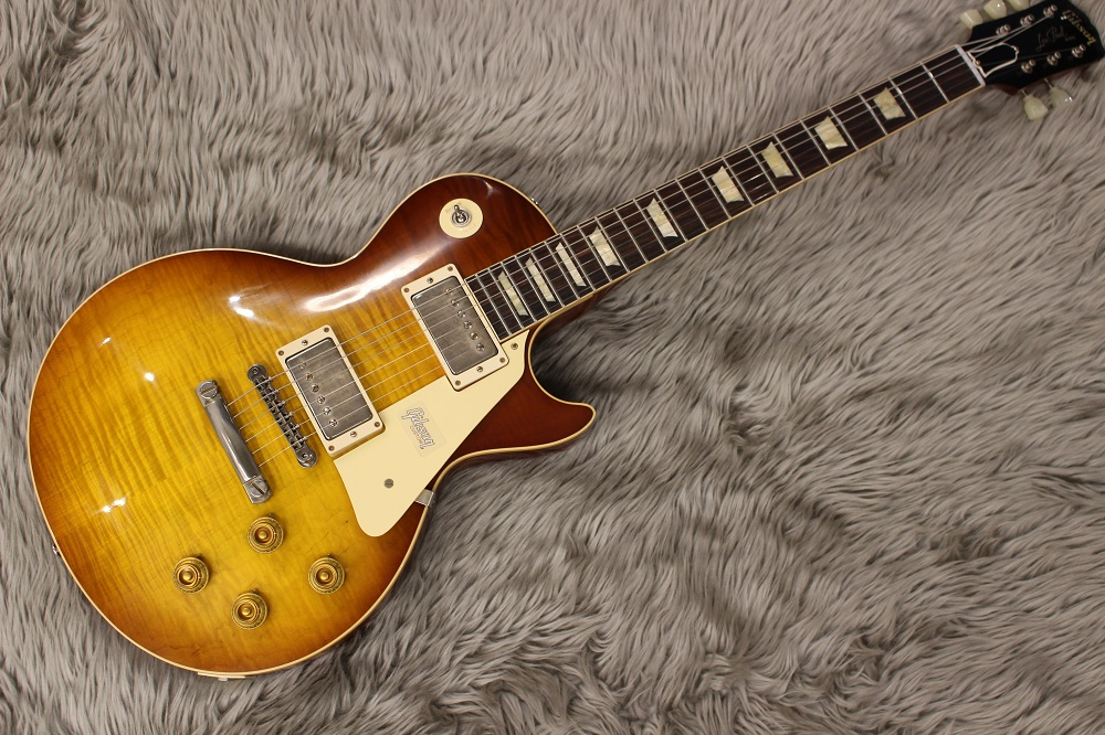 Gibson                   1959 LP STD VOS Slow Iced Tea Fade