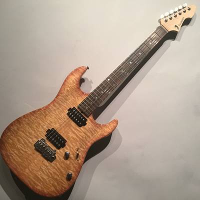 T's Guitars DST-22 Custom/2tone Quilt Maple NN
