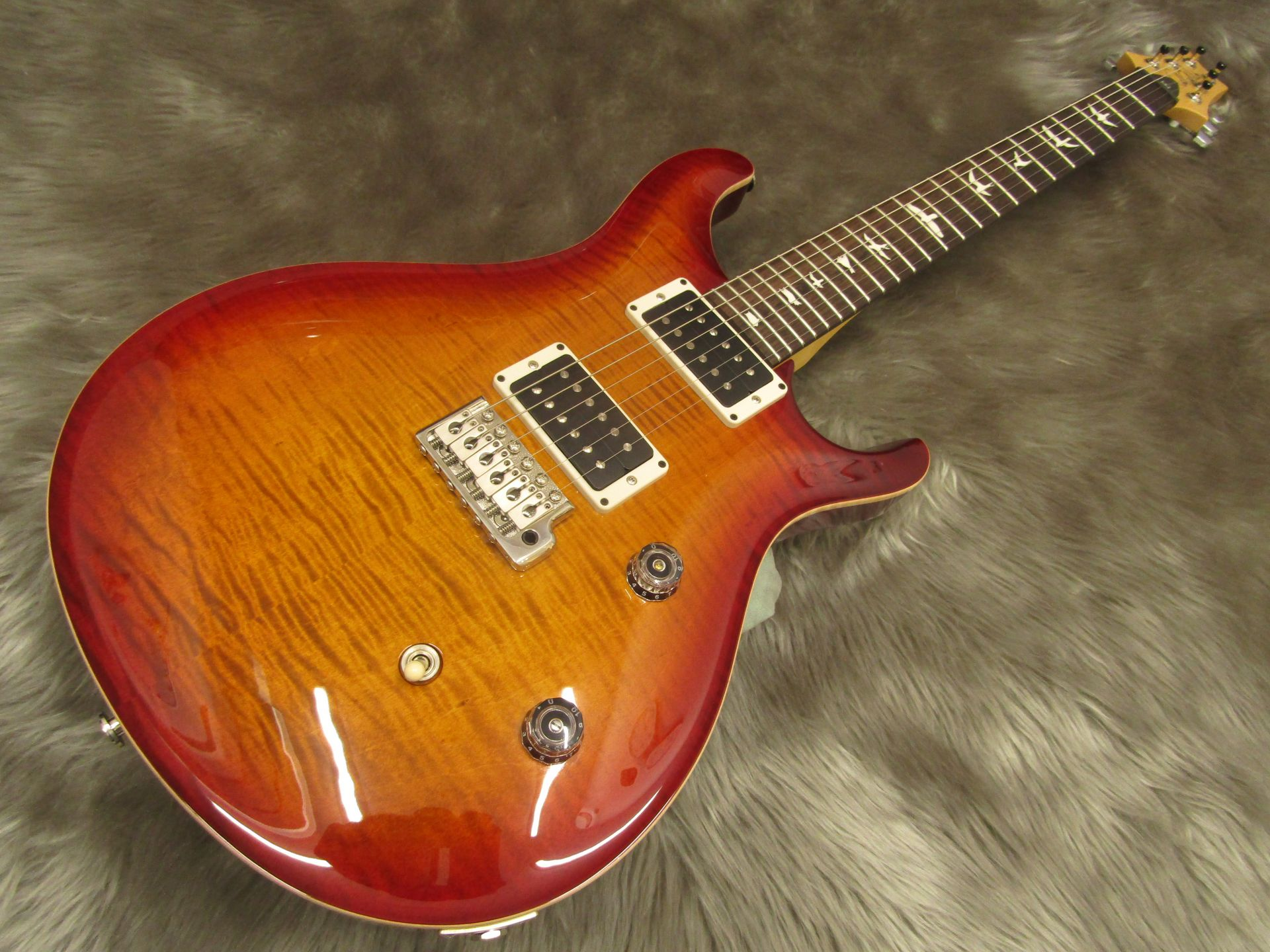 PRS CE24 GLOSS DS(Dark Cherry Sunburst)