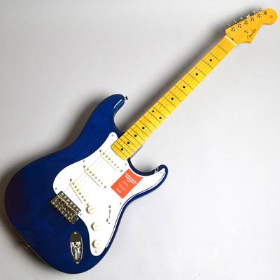 Fender TRAD 58 STRAT【USED】 Sapphire Blue Transparent