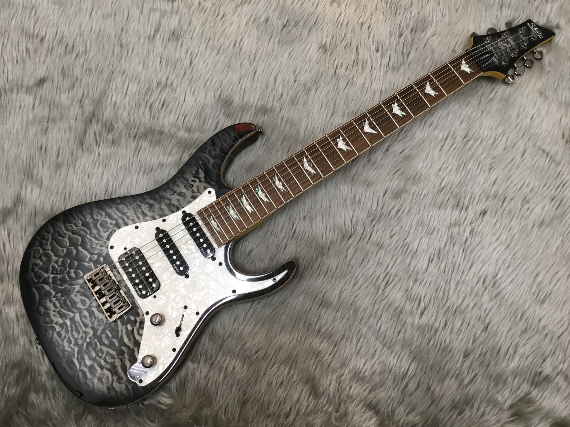 SCHECTER AD-BS-7-EXT CB