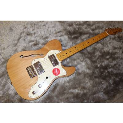 Squier by Fender CV 70s TL THINLINE M NAT