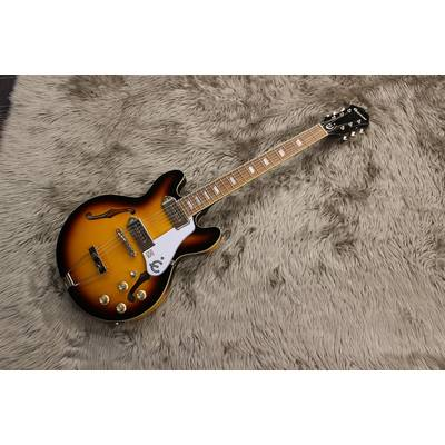 Epiphone CASINO Coupe VS(Vintage Sunburst)