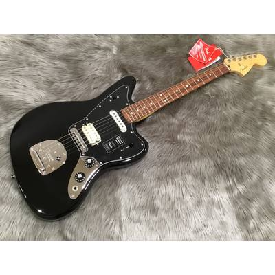 Fender PLAYER JAZGUAR PF BLK