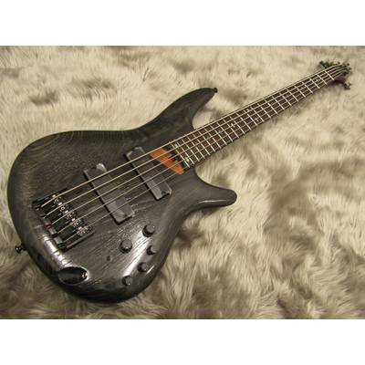 Ibanez SSR645 TKL(Transparent Black Low Gloss)