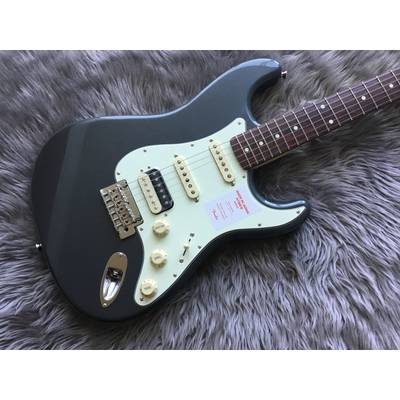 Fender MADE IN JAPAN HYBRID 60S STRATOCASTER? HSS Charcoal Frost Metallic
