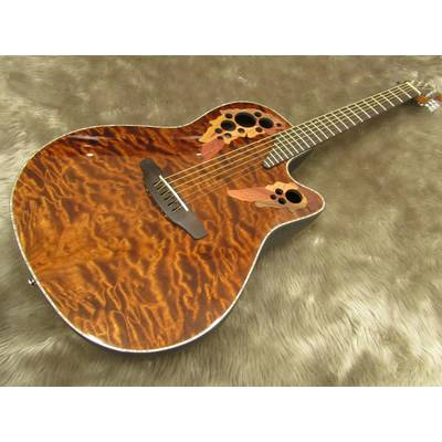 Ovation CE44P TGE(Tiger Eye)