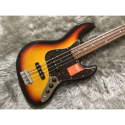 Fender MADE IN JAPAN TRADITIONAL 60S JAZZ BASS? 3-Color Sunburst