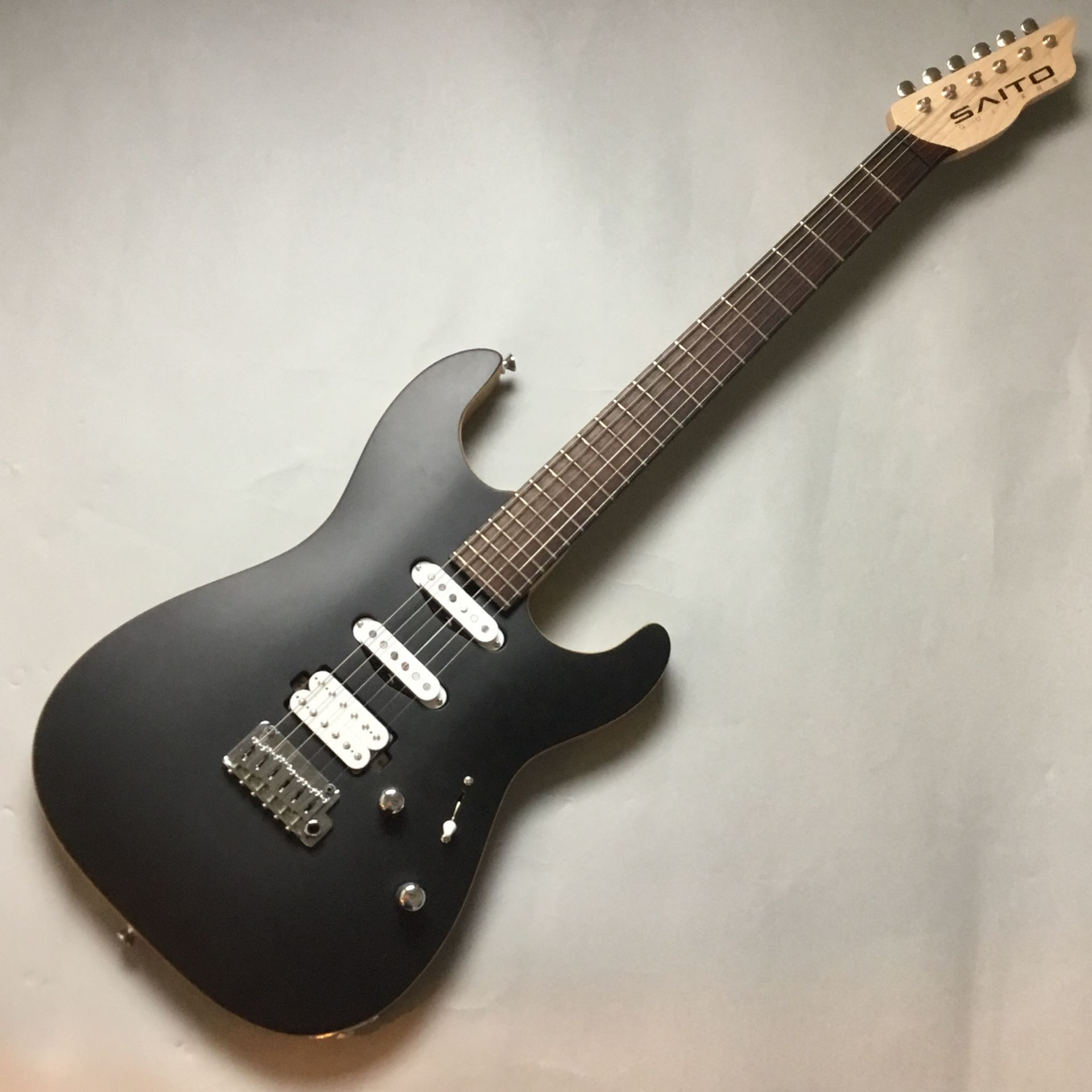 SAITO GUITARS S-622 BLK
