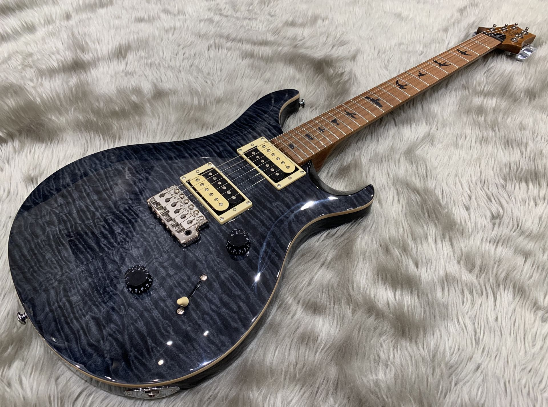 PRS SE Custom24 Roasted Maple GN