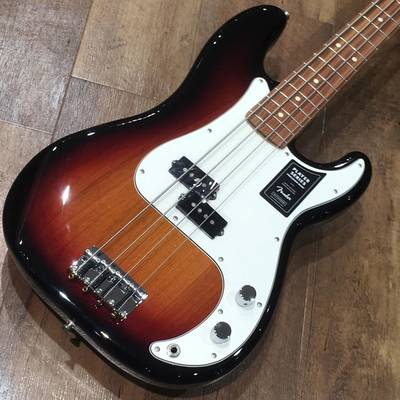 Fender PLAYER PRECISION BASS/Pau Ferro/3-Color Sunburst 3-Color Sunburst