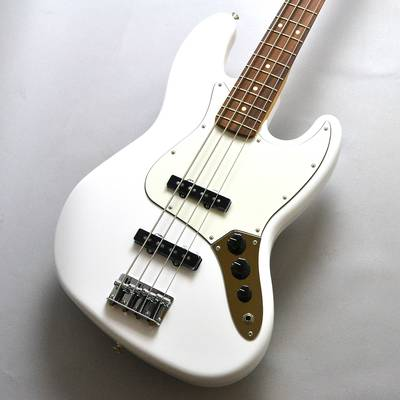 Fender PLAYER JazzBass PF PWT(Polar White)