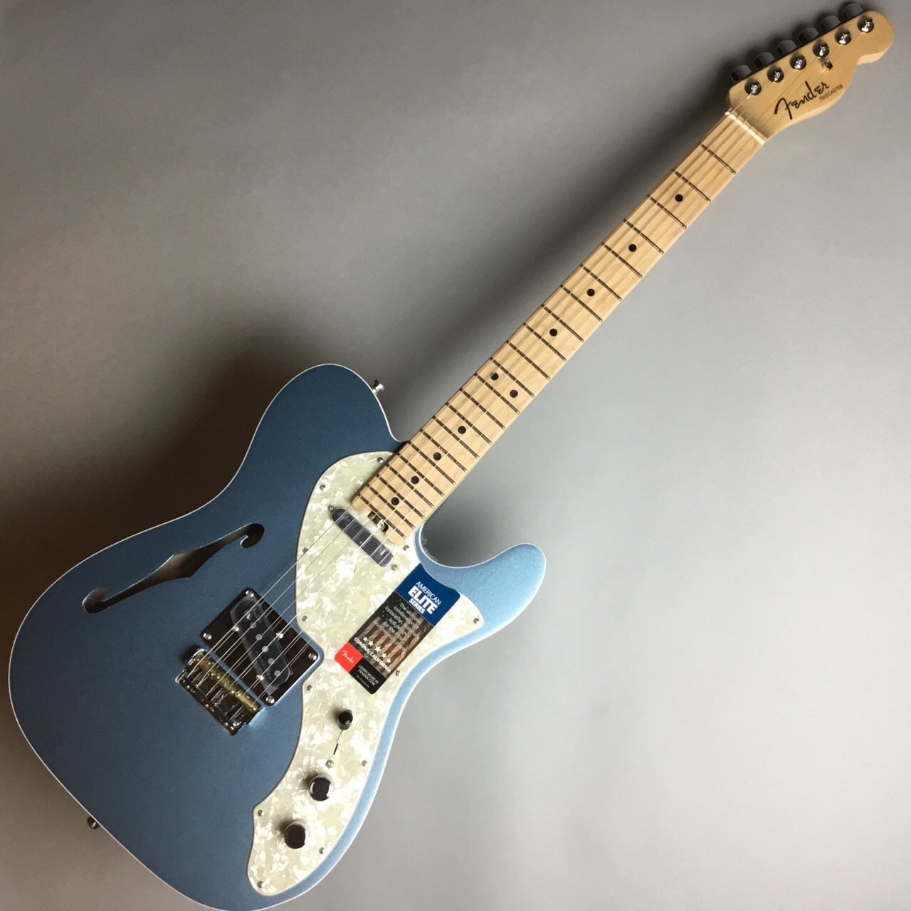 Fender AM ELITE TL/M THINL MIB