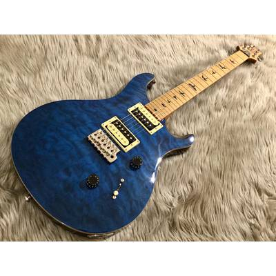 PRS SE CU24 RSTM SN Custom 24 Roasted Maple Limited Blue Matteo