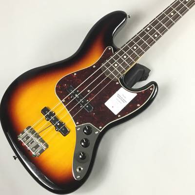 Fender Made in Japan Traditional Ⅱ 60s Jazz Bass 3TS