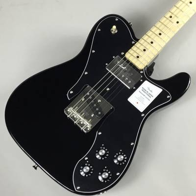Fender (フェンダー)Traditional 70s Telecaster Custom/テレキャスター BLK