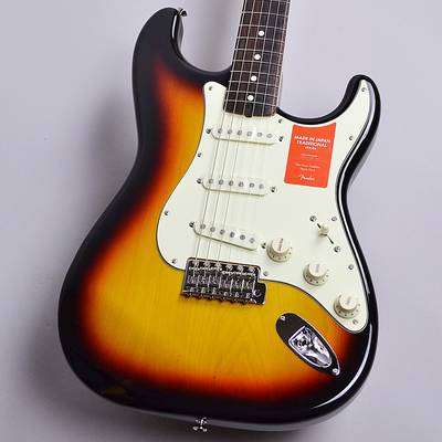Fender Made in Japan Traditional 60s Stratocaster 3-Color Sunburst
