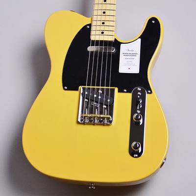 Fender Made in Japan Traditional 50s Telecaster Butterscotch Blonde