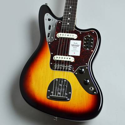 Fender Made in Japan Traditional 60s Jaguar 3-Color Sunburst