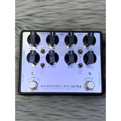 Darkglass Electronics MicrotubesB7KウルV2ミラー