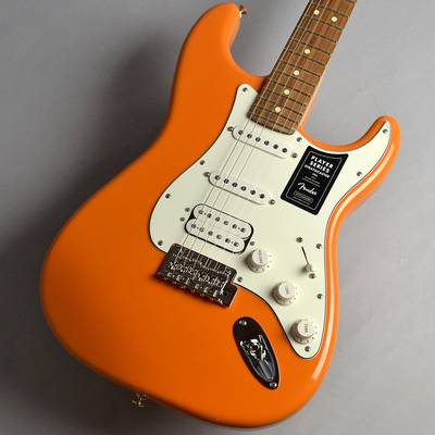 Fender Player Stratocaster HSS Pau Ferro Fingerboard Capri Orange