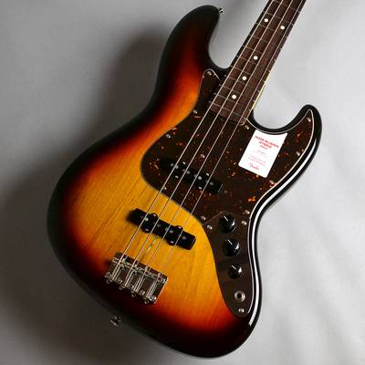 Fender Made in Japan Hybrid 60s Jazz Bass 3-Color Sunburst