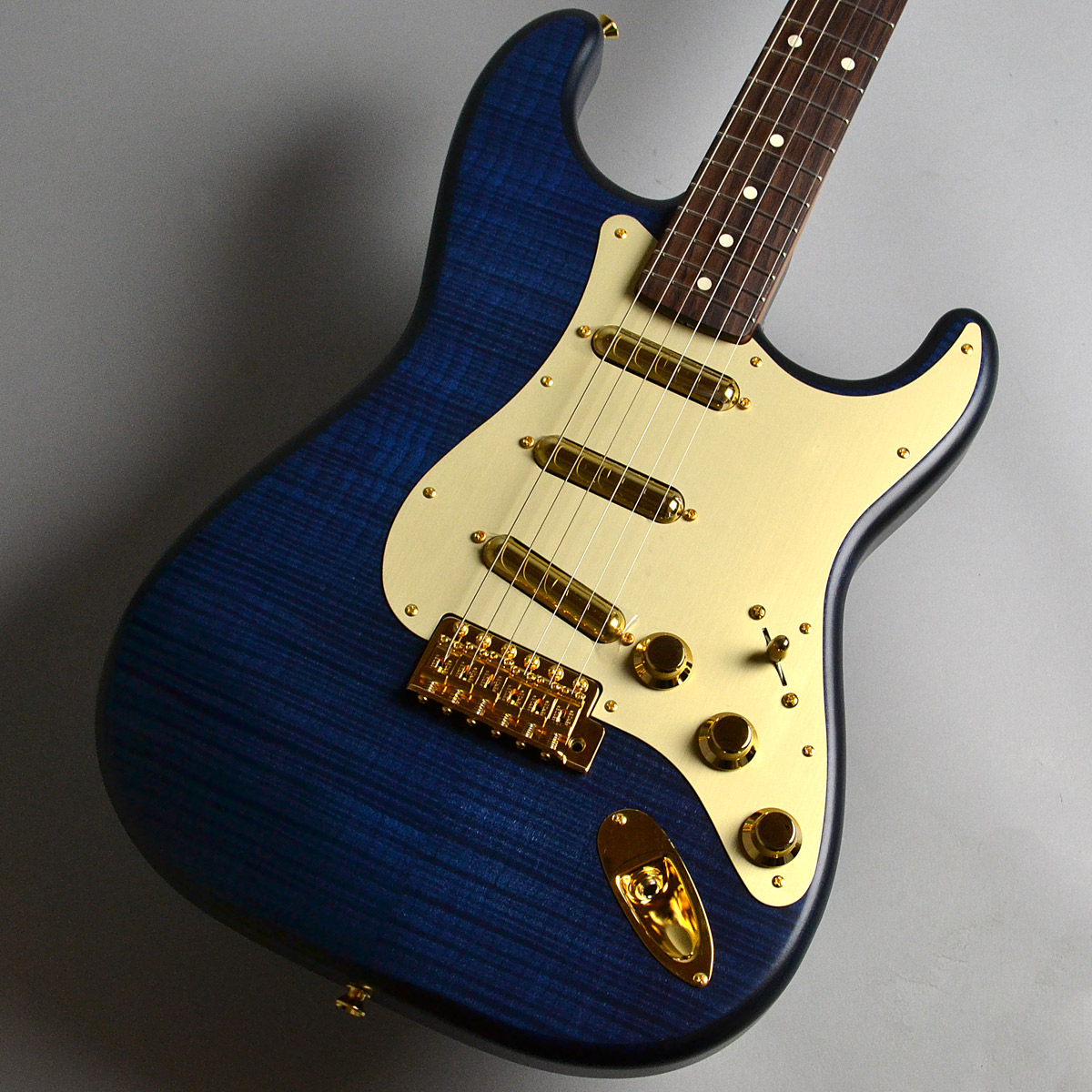 Made in Japan 2020 Limited Collection Stratocasterのボディ画像